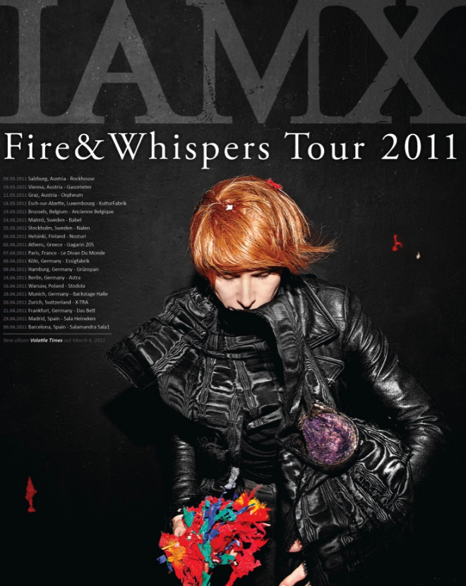 Fire & Whispers Tour